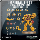 Warhammer 40000. Imperial Fists Primaris Upgrades and Transfers