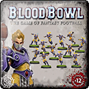 Warhammer 40000. The Elfheim Eagles Blood Bowl Team
