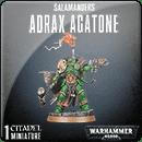 Warhammer 40000. Salamanders: Adrax Agatone