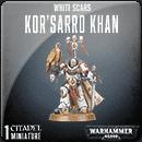 Warhammer 40000. White Scars: Kor'sarro Khan