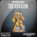 Warhammer 40000. Imperial Fists: Tor Garadon