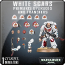 Warhammer 40000. White Scars Primaris Upgrades & Transfers Sheet