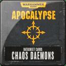 Warhammer 40000. Apocalypse Datasheets: Chaos Daemons