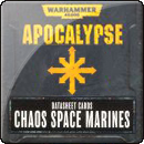Warhammer 40000. Apocalypse Datasheets: Chaos Space Marines