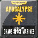 Warhammer 40000. Apocalypse Datasheets: Chaos Space Marines