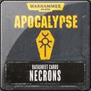 Warhammer 40000. Apocalypse Datasheets: Necrons