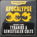 Warhammer 40000. Apocalypse Datasheets: Tyranids & Genestealer Cults