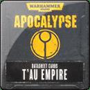 Warhammer 40000. Apocalypse Datasheets: T'au Empire