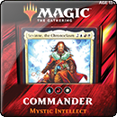 Magic: The Gathering. Commander 2019: Mystic Intellect