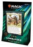 Magic: The Gathering. Commander 2019: Primal Genesis