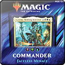 Magic: The Gathering. Commander 2019: Faceless Menace