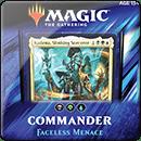Magic: The Gathering. Commander 2019: Faceless Menace