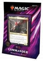 Magic: The Gathering. Commander 2019: Merciless Rage