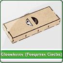Органайзер для настольной игры Gloomhaven: Forgotten Circles