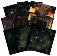 Dark Souls: Dark root Basin and Iron Keep Tile Set