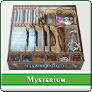 Органайзер для настольной игры «Мистериум» + дополнений