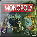 Monopoly. Rick and Morty
