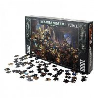 Warhammer 40000. Guilliman vs Black Legion 1000pcs Puzzle