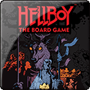 Hellboy: The Board Game. The Wild Hunt Expansion