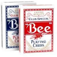 Покерные карты Bee Standard