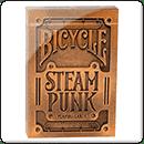 Покерные карты Bicycle Steampunk Gold