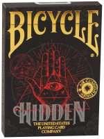 Покерные карты Bicycle Hidden