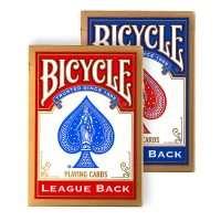 Покерные карты Bicycle Standard League Back