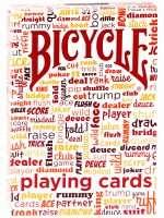 Покерные карты Bicycle Table Talk