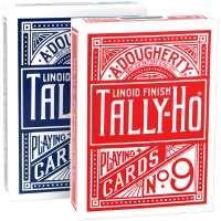 Покерные карты Tally-Ho (Original Circle Back)