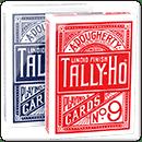 Покерные карты Tally-Ho (Original Fan Back)