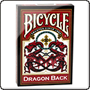 Покерные карты Bicycle Dragon Back