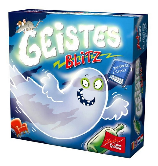 Настольная игра Geistesblitz