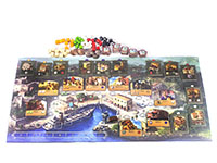 Настольная игра - Santiago de Cuba (Сантьяго-де-Куба)