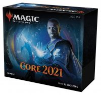 Magic: The Gathering. Core Set 2021. Bundle