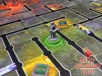 Настольная игра - Wiz-War (Битва Магов)