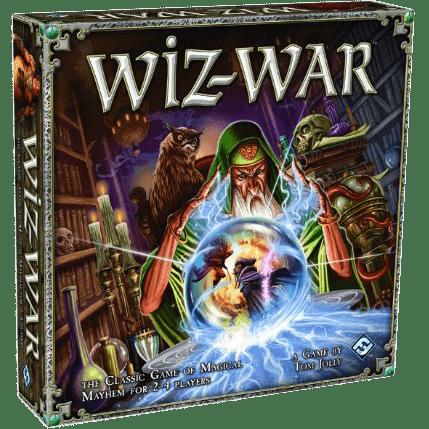 Настольная Игра Wiz-war (Битва Магов)