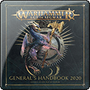 Warhammer Age of Sigmar: General's Handbook 2020 (Softback)