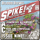 Blood Bowl: Spike! The Fantasy Football Journal – Issue 9 (EN)