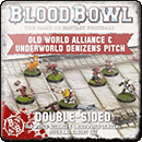 Blood Bowl: Old World & Underworld Denizens Pitch