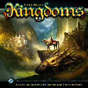 Настольная Игра Kingdoms (Королевства)
