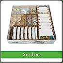 Органайзер для настольной игры Imperial Settlers + дополнения