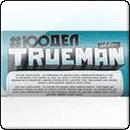 Скретч постер #100ДЕЛ TRUE MAN edition