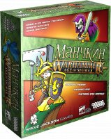 Манчкін Warhammer: Age of Sigmar (RU)