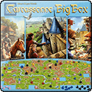 Carcassonne. Big Box