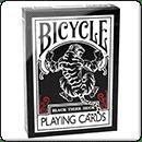 Покерные карты Bicycle Black Tiger Deck