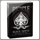 Покерные карты Bicycle Black Ghost (2 edition)