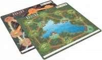 Root: Playmat Mountain / Lake
