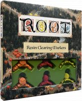 Root: Resin Clearing Markers