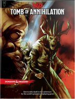 Dungeons & Dragons: Tomb of Annihilation (Hardcover)