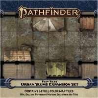 Pathfinder: Roleplaying Game Flip-Tiles. Urban Slums Expansion